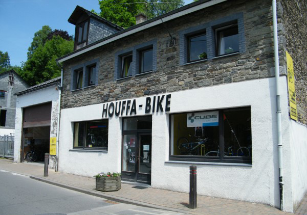 Houffa Bike - location vtt vélo houffalize vente réparation magasin